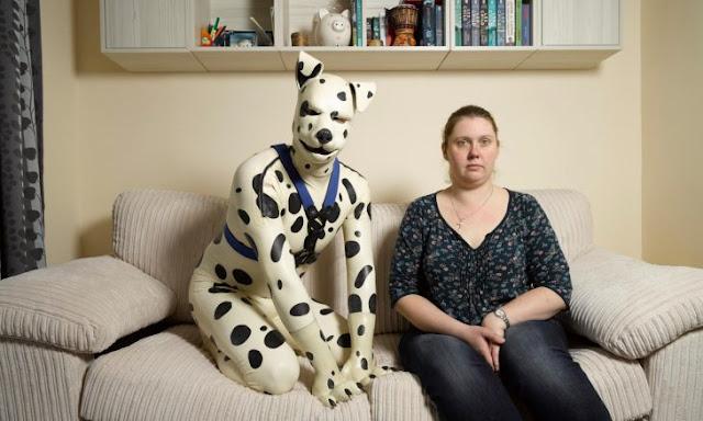 Los cachorros humanos rompen Internet con su rareza pura