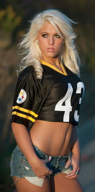 Honda Of Seattle >> Beauty Babes: NFL FOOTBALL BABES IN JERSEY'S, CAP'S, T ...