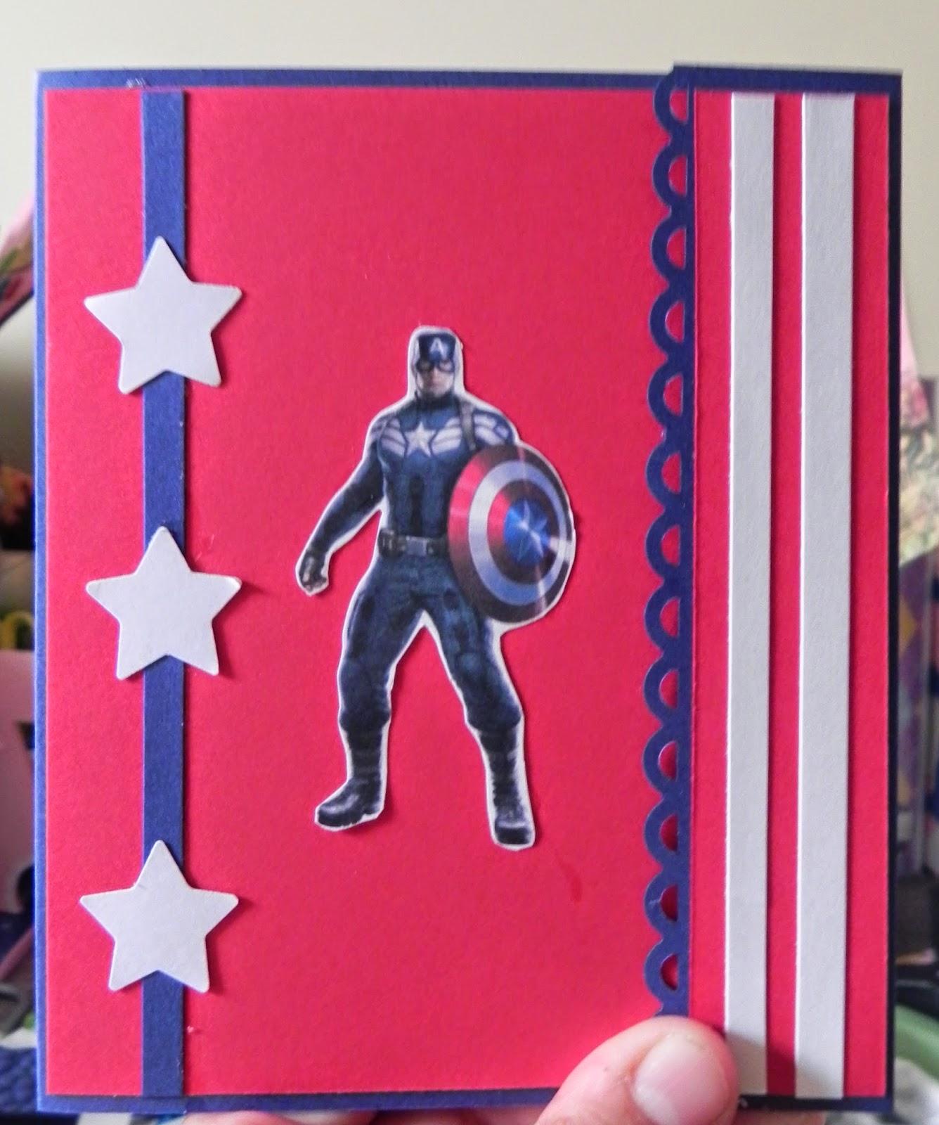Centro De Mesa Capitán América: Fotos, Scrap Y Algo Mas.: Cumpleaños De Capitán América