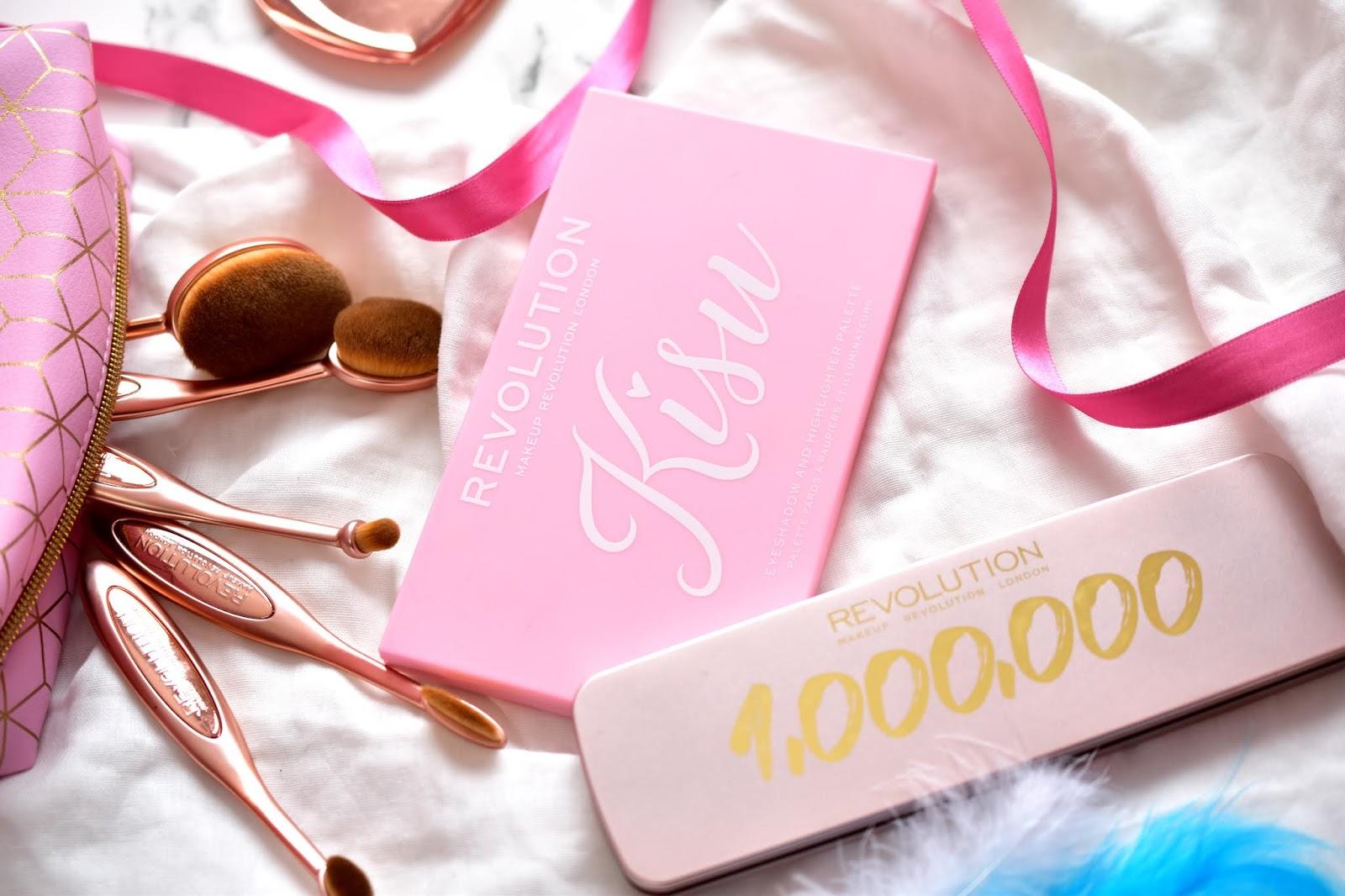Paletky makeup revolution