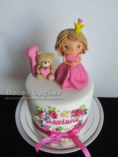 bolo princesa bragança