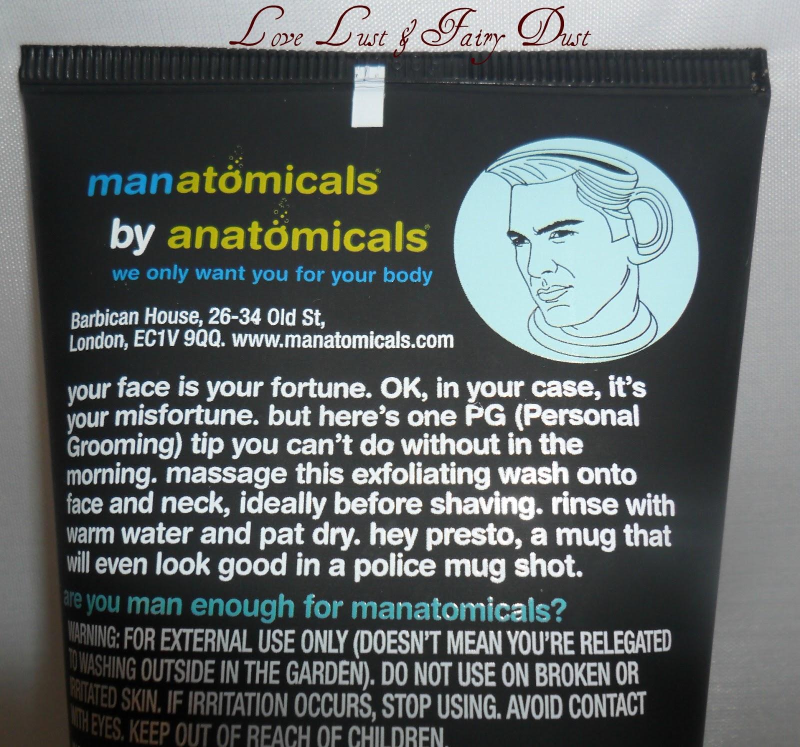 Manatomicals