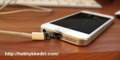 Cara mempersingkat waktu charger smartphone