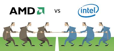 الفرق بين Intel و AMD ببساطة