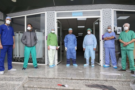 Data-on-the-cures-of-the-Corona-epidemic-in-Morocco