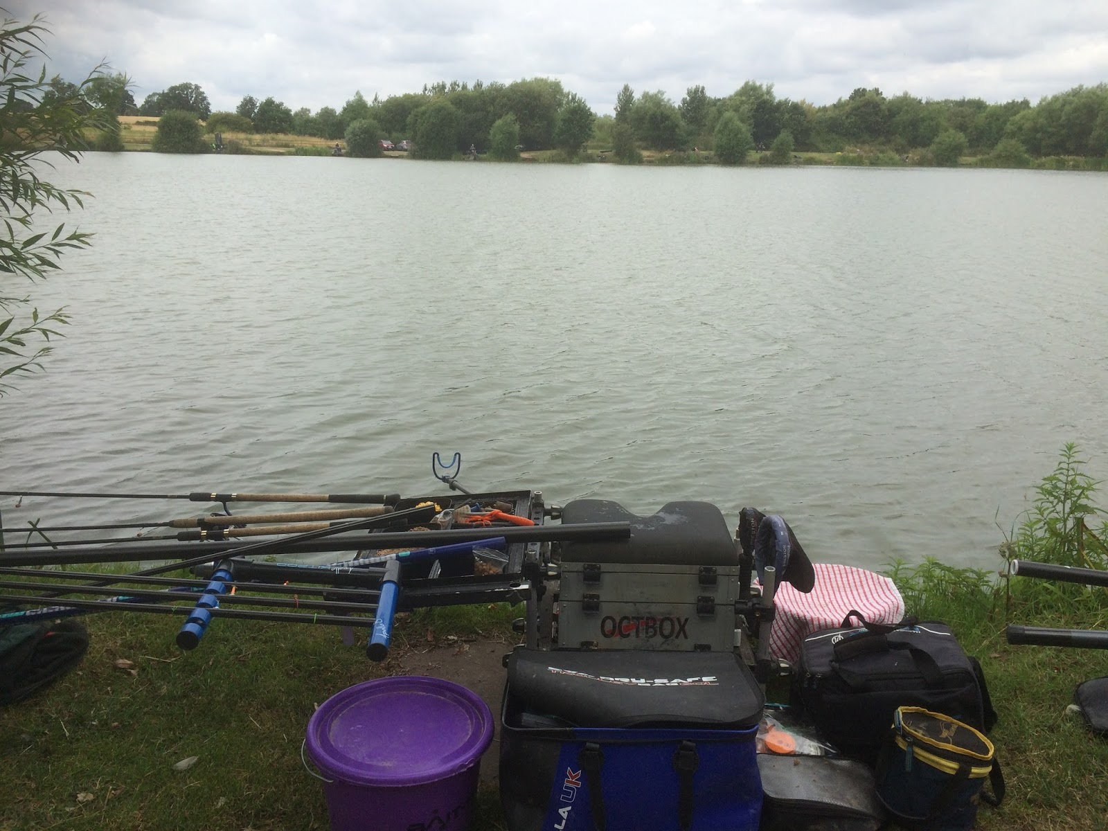 Maesknoll Match Angling: England Ladies Team Fundraiser ...