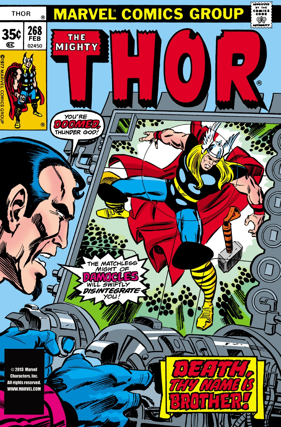 Thor (1966) 268 Page 1