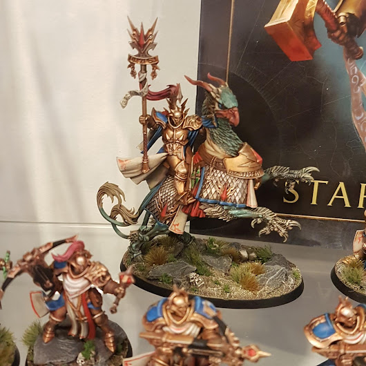Soul Wars pt. 3 - The Stormcast