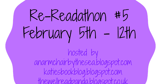 Re-Readathon: Day 1-3 Stats & Different Perspectives
