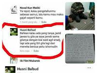 Hina Kiai Said Gila, Habib Husni Ba'abud Ketakutan, Minta Maaf dan Tutup Facebook