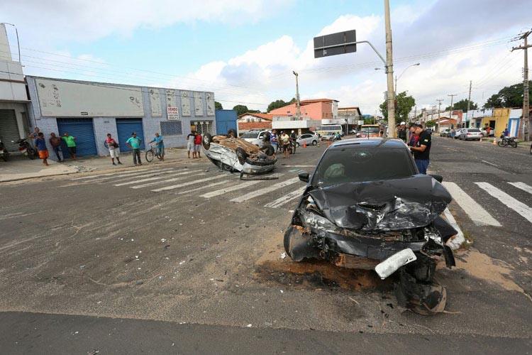 Trânsito do Piauí é o que mais mata no Nordeste, revela Secretaria de Saúde