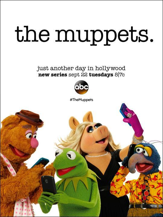muppety serial 2015 recenzja kermit piggy