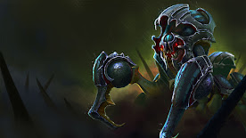 Nyx Assassin DOTA 2 Wallpaper, Fondo, Loading Screen