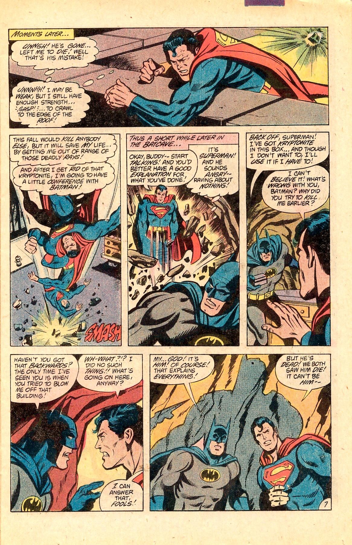 Read online World's Finest Comics comic -  Issue #283 - 11