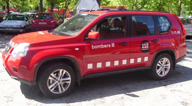 Selecció de conductors per a la borsa de bombers