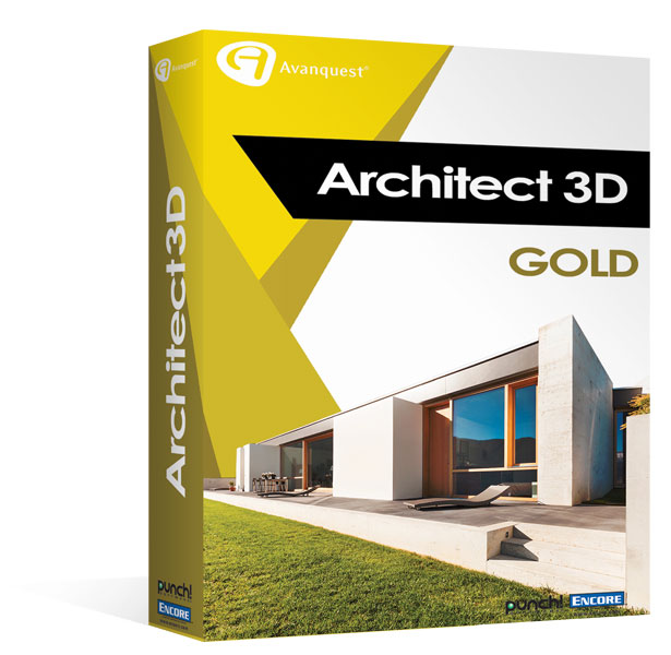Avanquest Architecte 3D Ultimate 2018 20.0.0.1022