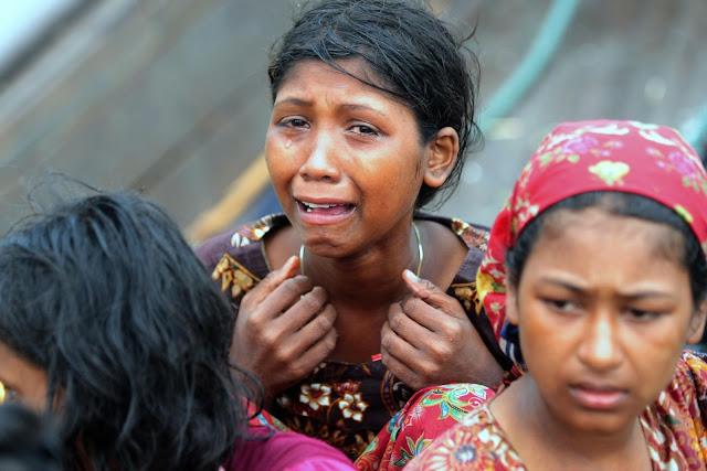 PBB: Militer Myanmar Lakukan Pemerkosaan Berulang di Rakhine