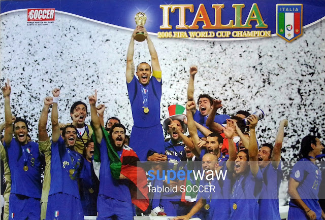 Italia 2006 FIFA World Cup Champion