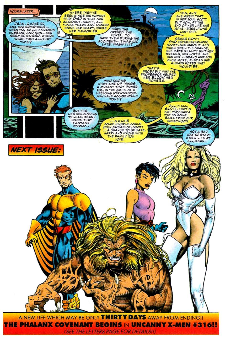 X-Men (1991) 35 Page 20