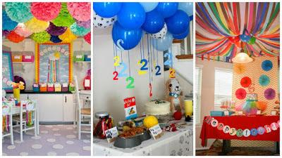 decoración-techos-cumpleaños