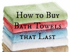 How to Buy Bath Towels that Last