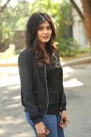 HeyAndhra Hebah Patel at EPC Thanks Meet HeyAndhra.com
