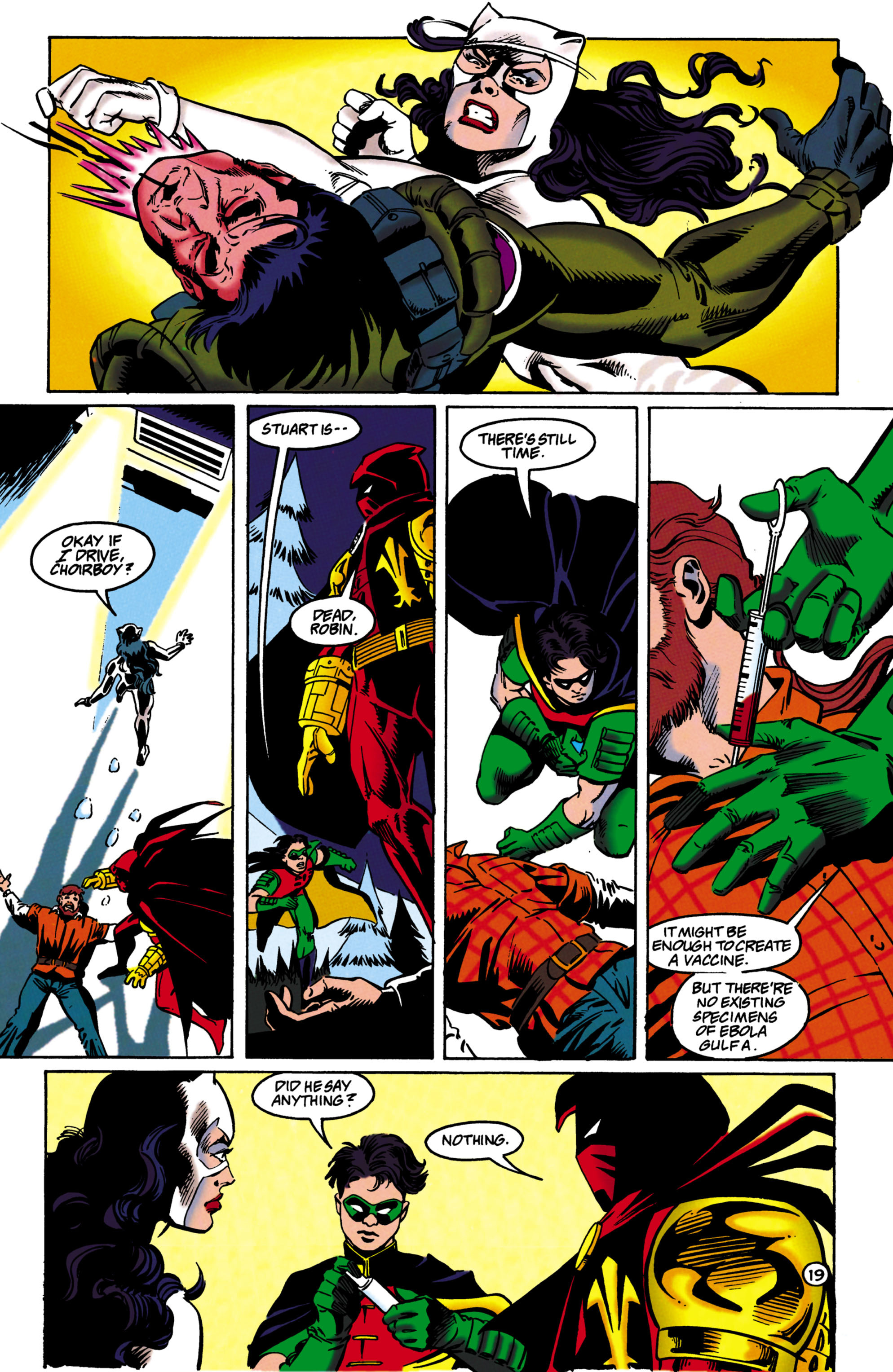 Catwoman (1993) Issue #31 #36 - English 19