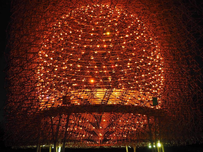 Kew Gardens hive