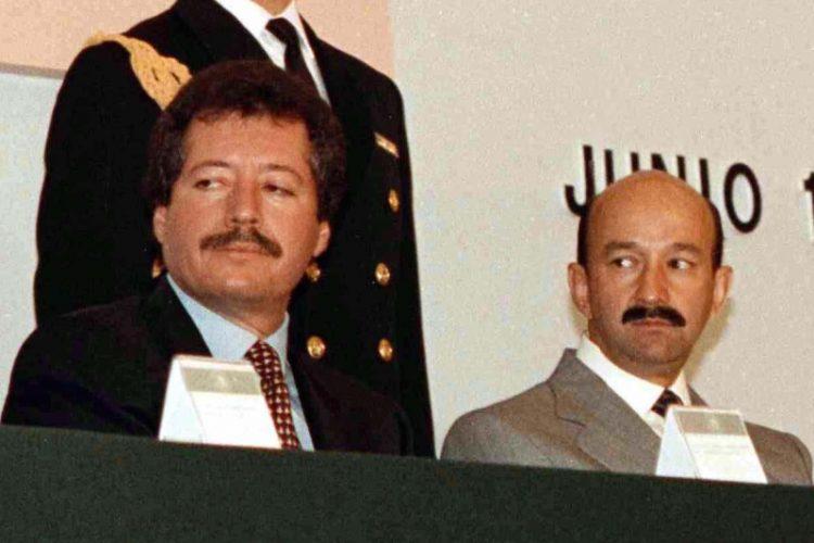Salinas de Gortari llamó a Mario Aburto para que declarara ejecución de Colosio