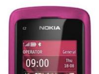 Download Nokia C2-05 RM-724 Flash File