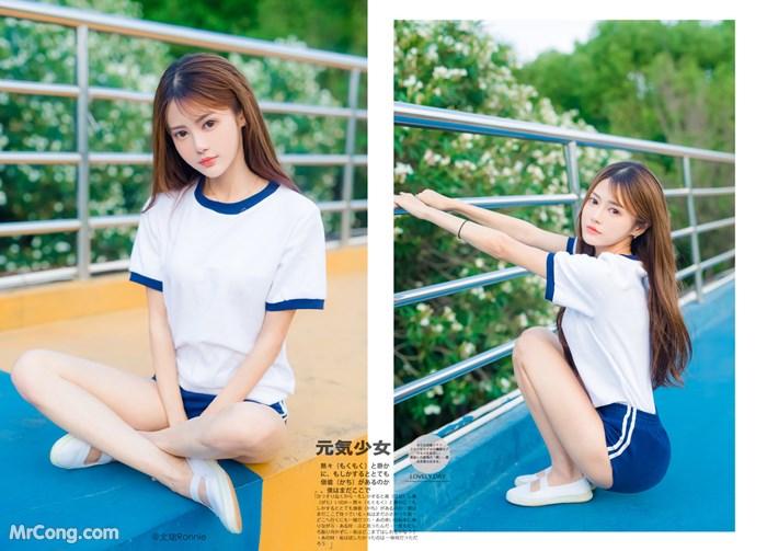 Image School-girls-by-Ronnie-MrCong.com-018 in post Những cô nàng nữ sinh xinh đẹp mê mẩn người xem chụp bởi Ronnie (96 ảnh)