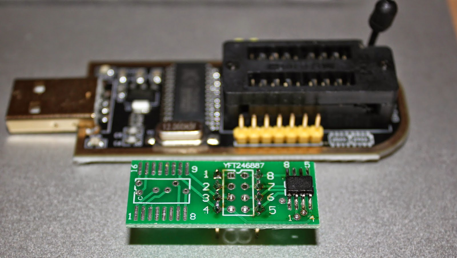 sacd-ripper: dumped the LaCie eprom