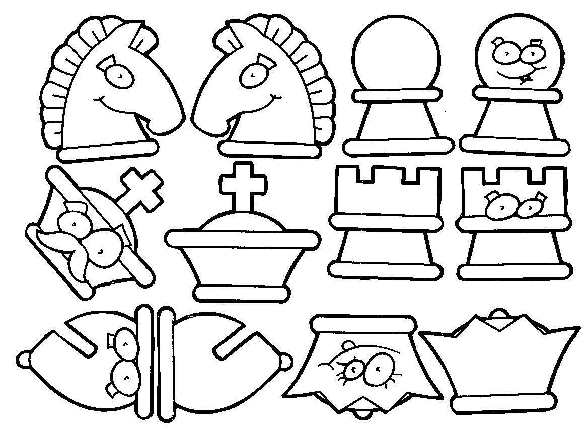 Chess Movements Chart