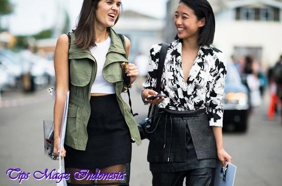pilih pakaian yang membuat anda tampil gaya dan penuh percaya diri