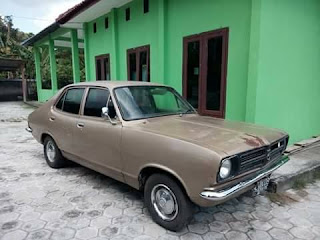GUDANG MOBIL TUA : Dijual Holden Torana 1972
