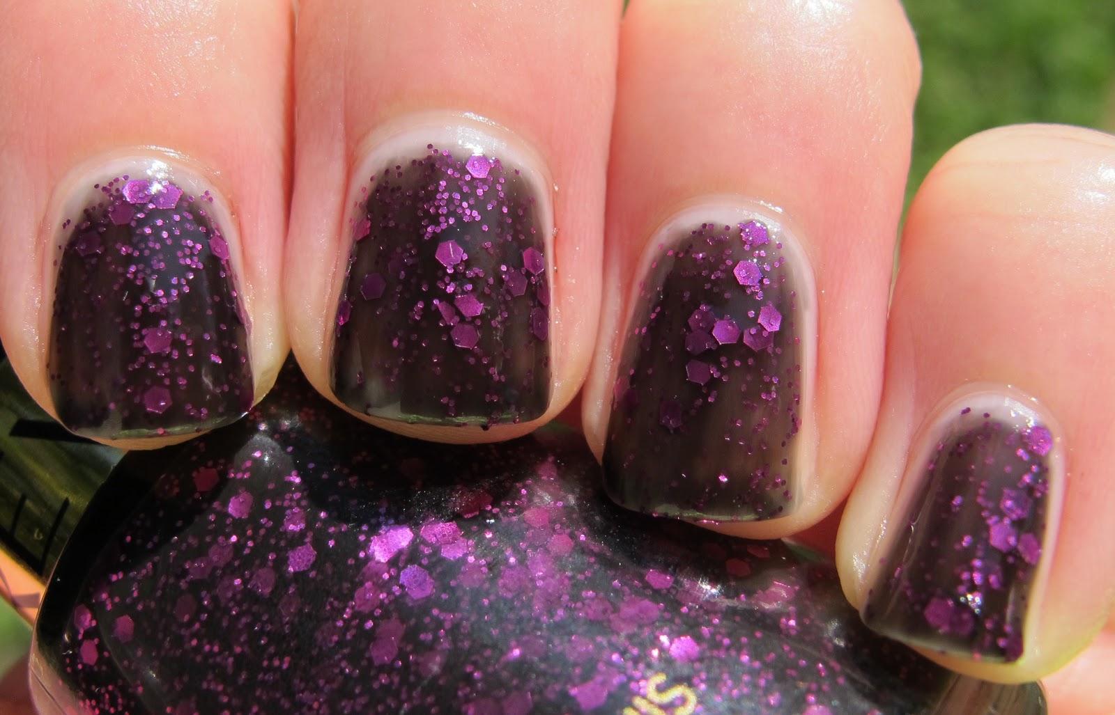 Never Enough Nails: Revlon Facets of Fuchsia