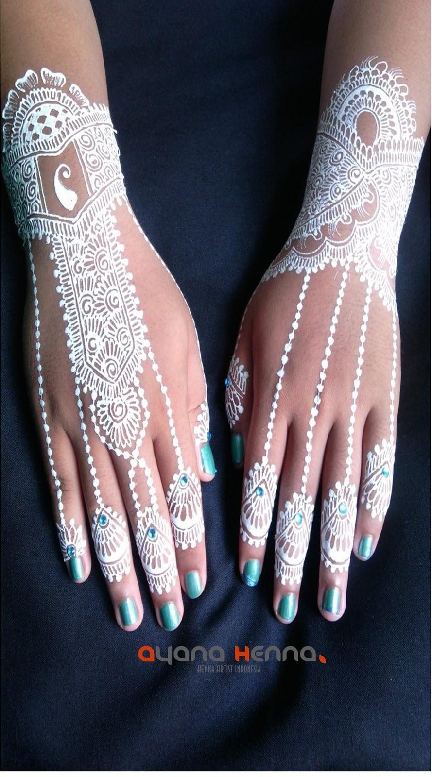 4 Hal Yang Musti Kamu Tau Sebelum Memakai White Henna Ayana Henna