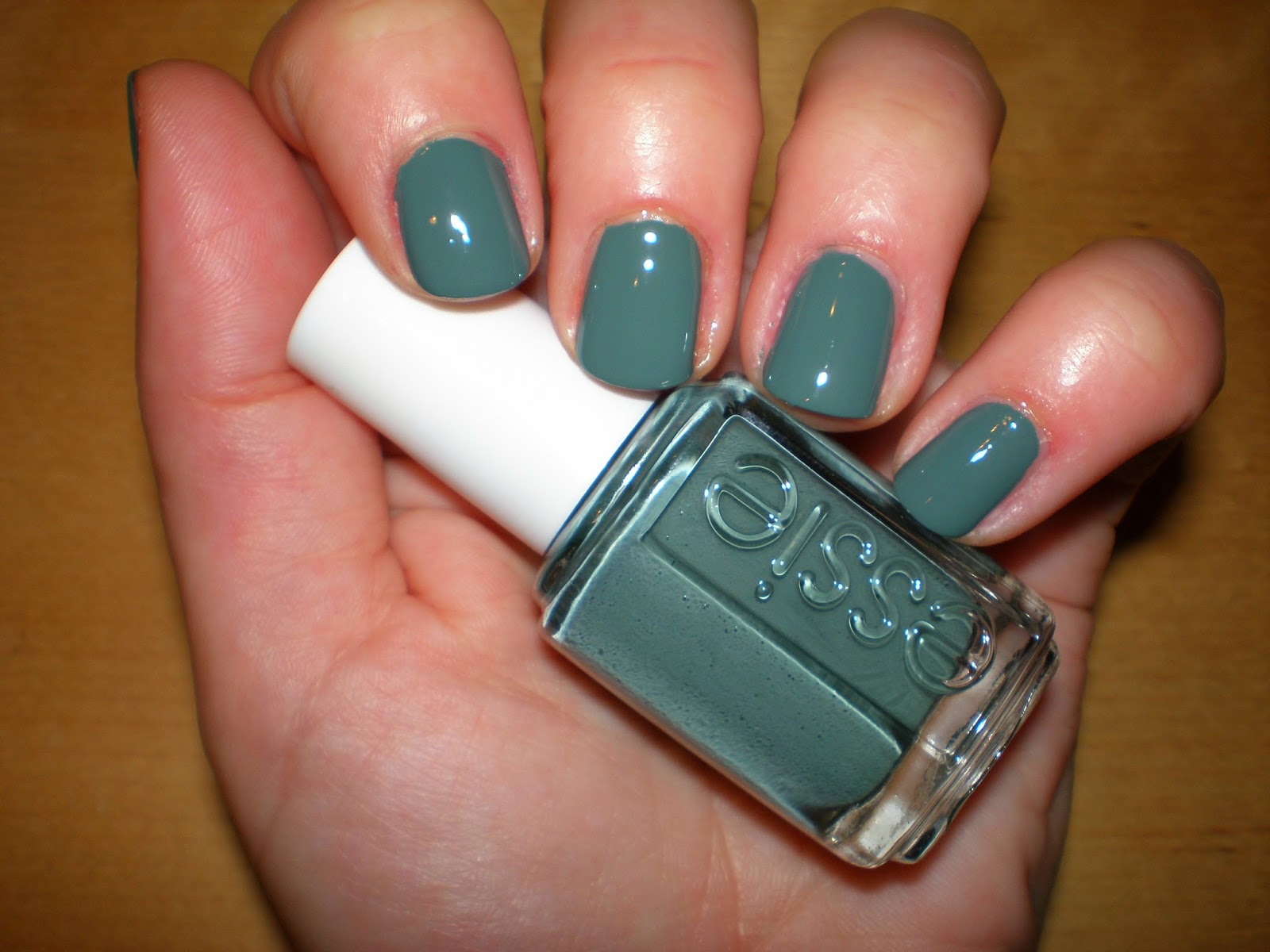 Essie nail polish in Fall in Line