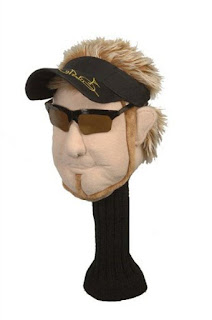 NEW Winning Edge Ian Poulter IJP 460cc Driver Headcover