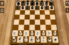 Echecs Chess 3D: ajedrez en 3d para Android