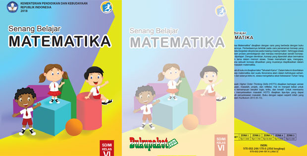 Materi Matematika Kelas 6 Kurikulum 2013 Revisi 2018
