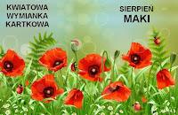 http://misiowyzakatek.blogspot.com/2017/08/kwiatowa-wymianka-kartkowa-maki.html