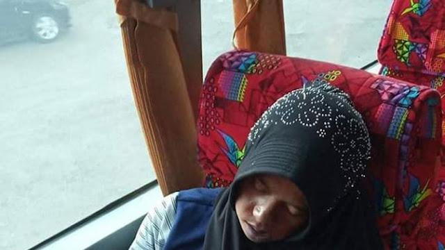 Terungkapnya Misteri Jenazah Wanita Paruh Baya Di Bus Primajasa