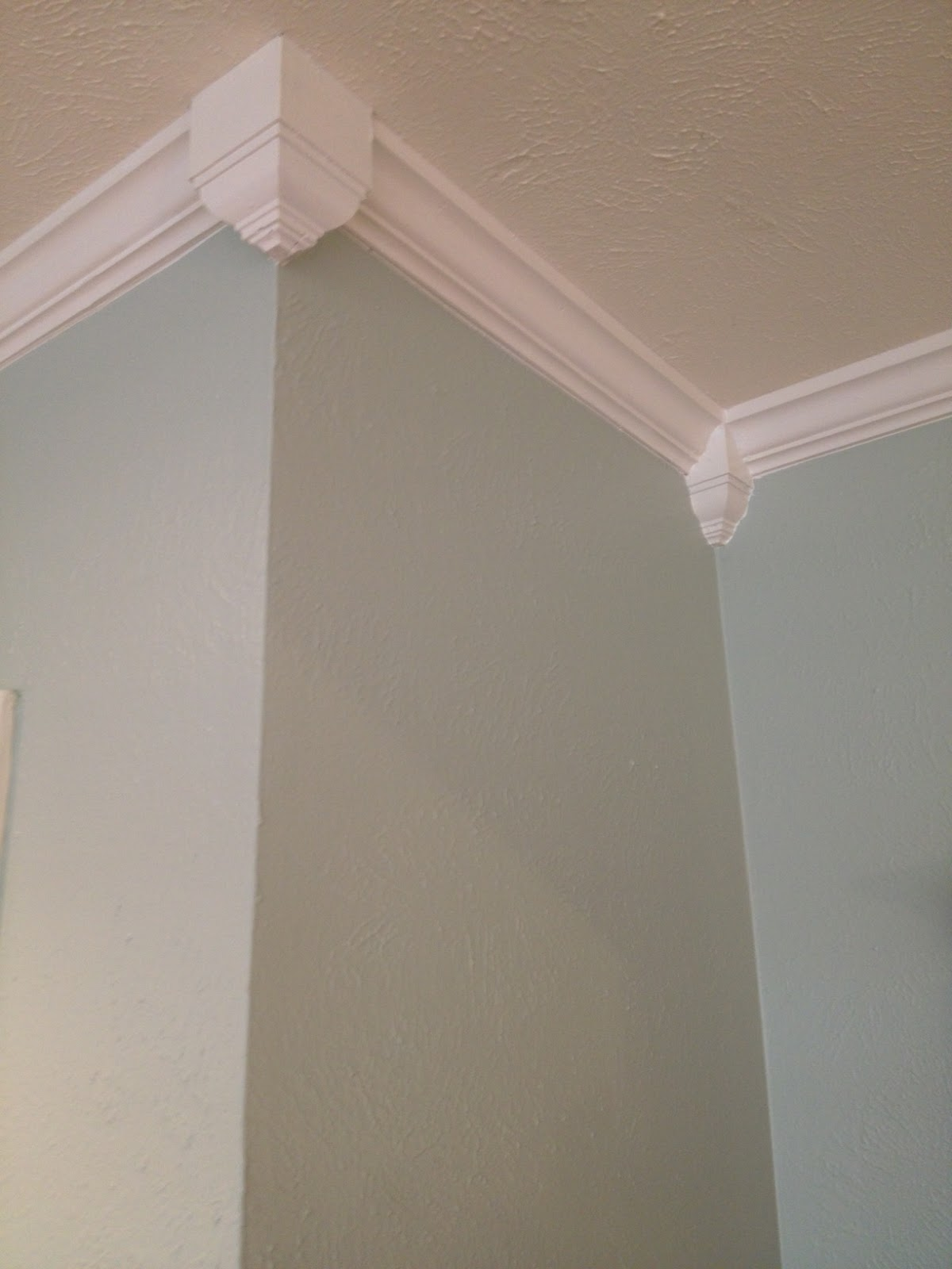 The Happy Homebodies: Master Bedroom: New Wall Color ...