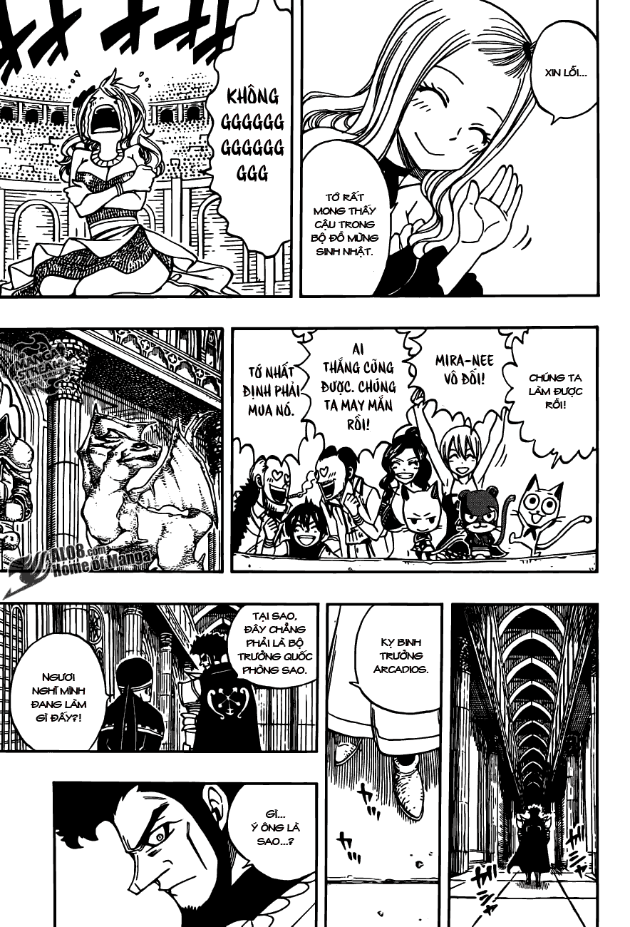 Fairy Tail chap 279 trang 22