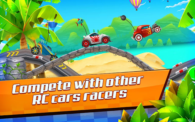 Game Balap Mobil Offline Ringan Android RC Toy Cars Race MOD APK