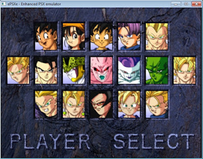Cheat Game Dragon Ball GT Final Bout PS1