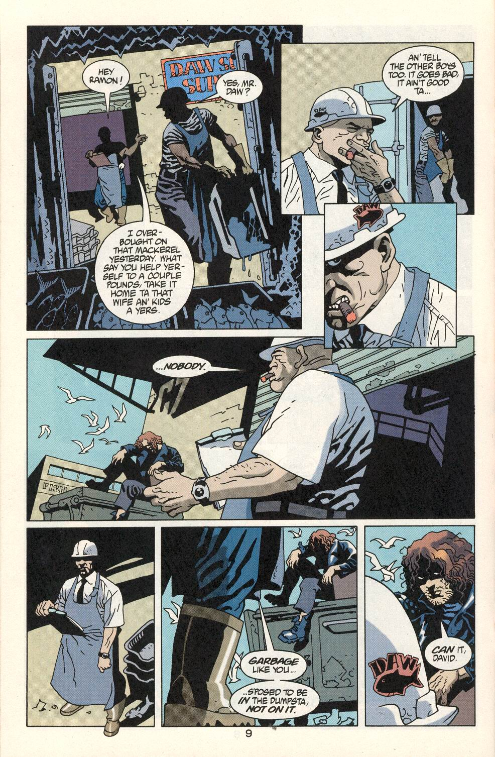 Read online 100 Bullets comic -  Issue #22 - 10