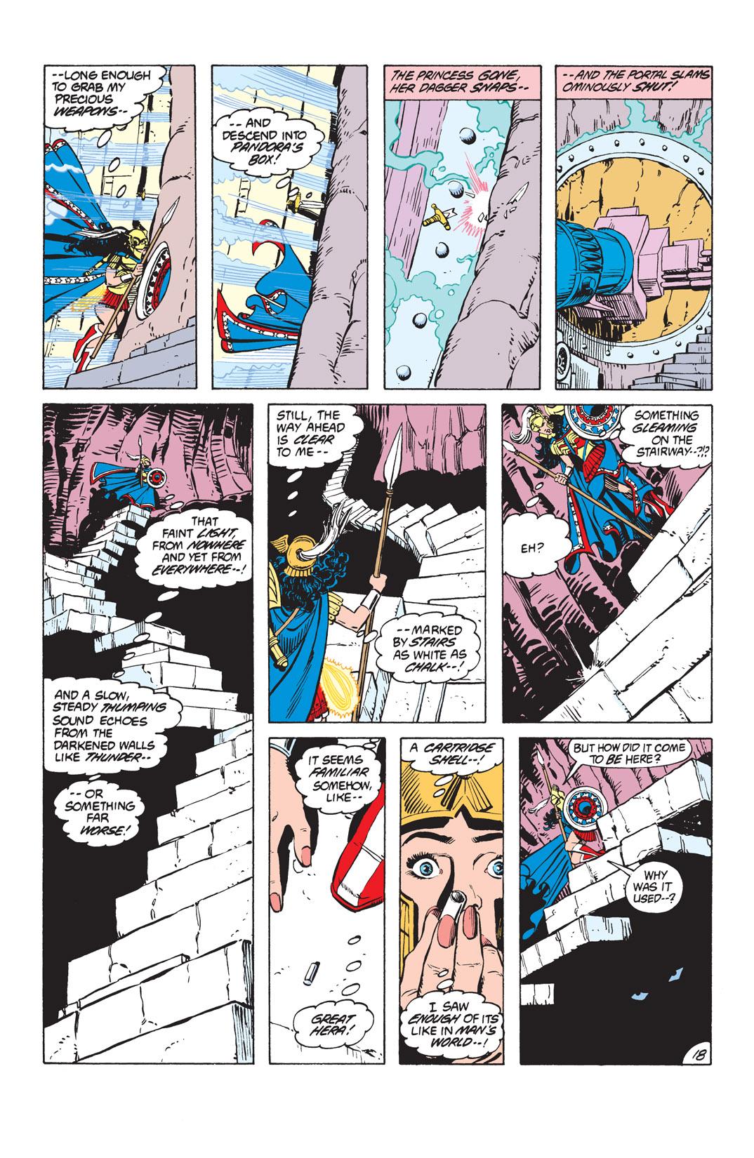 Read online Wonder Woman (1987) comic -  Issue #10 - 20
