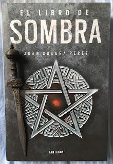 Portada del libro El libro de Sombra, de Juan Cuadra Pérez